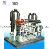 Tipo comprimido desidratação do controle de manual de gás natural de CNG/equipamento de secagem