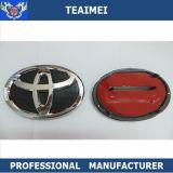 Emblema da capa do emblema do logotipo do carro do emblema do cromo do ABS feito sob encomenda auto
