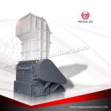 Machine en plastique de broyeur du PE pp de PVC de pipe industrielle d'animal familier
