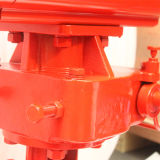 Industrielles pneumatisches Kugelventil