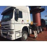 تحصيل [سنوتروك] [هووو] شاحنة جرّار 6*4 إلى تنزانيا