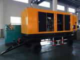 Wechselstrom-Dreiphasenausgabe-Typ leises schalldichtes DieselGenset