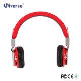 Supporto radiofonico senza fili della scheda di TF della cuffia avricolare di funzione di Bluetooth Headphons FM