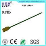 Elektrische Plastikstoßzeitdichtung der Sicherheits-RFID mit SGS
