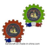 Promotion Character Enamel Metal Souvenir Coin