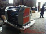 Máquina que raja del rodillo enorme del papel termal