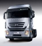 Pista del alimentador de Iveco Genlyon 6X4 con la tracción de la tonelada 80-100