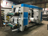 Stampatrice flessografica del LDPE del PE di 4 colori