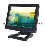 Monitor van het 4:3 USB van 12.1 Duim van de tribune de Alleen met het Scherm van de Aanraking