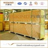 Tarjeta de las lanas de roca/el panel de emparedado incombustibles de la azotea