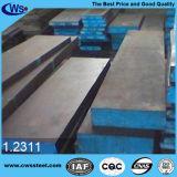 Staal 1.2311 van de Vorm van de Plaat van het staal Plastic