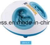 Circulateur électrique de sang de rouleau-masseur de pied de vibration
