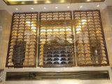 두바이 금속 작업 계획을%s 스테인리스 스크린 룸 분배자 스크린을 접히는 건축 건물