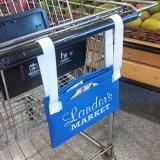 Bolsos de totalizador reutilizables plegables de las compras