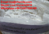 Bodybuildende orale aufbauende Steroide 99% Dianabol CAS 72-63-9
