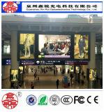 Afficheur LED de location du panneau P5 Digitals de la bonne qualité HD d'étape d'intérieur polychrome