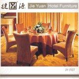Cadeira da sala de jantar do restaurante do hotel do metal (JY-F07)