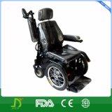 頑丈力の車椅子を立てなさい