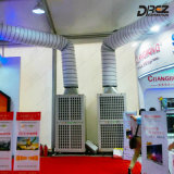 Dispositif climatique industriel canalisé anti-corrosif à C.A. 12ton pour l'usage industriel et commercial