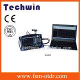 Cabo de Techwin Tw3300 Anritsu e analisador da antena