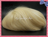 O sistema não cirúrgico Undetectable do cabelo da linha fina do HOL do projeto