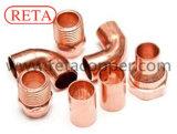 Kupferne Befestigung für R410 ein Standard