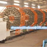 Le fil d'acier a renforcé le boyau en caoutchouc hydraulique de garniture intérieure de fibre de spirale (enveloppée)