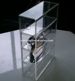 Gabinete de indicador desobstruído Btr-D3029 do cigarro do acrílico E