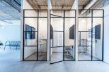 Стена стен перегородки стеклянная для гостиницы, трактира, выставочного зала, торгового центра