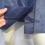 Robe non-tissée remplaçable de sauna, robe longue de sauna