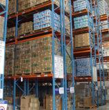 Kompatible Lager-Zahnstange mit Stahl Q235