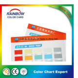 オイルベースペンキのための昇進のPantoneカラーカード