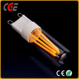 El bulbo de G9 LED substituye el bulbo de halógeno