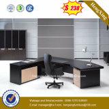 가죽 최고 사무실 테이블 현대 멜라민 사무용 가구 (NS-NW149)