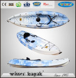 1 Paddler Cheap Sea Sit on Top Fishing Boat