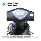E-Motocicleta poderosa de 72V20ah 800W com motor de Bosch