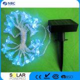 Material de plástico Material de poli-silicio con 20 colores PCS Color azul Luz solar del color