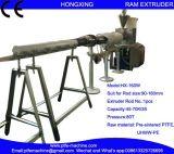 Máquina da extrusão do RAM de Hx-160W para PTFE Rod ou UHMW-PE