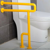 U-vormige Muur om de Stabiele Staaf van de Greep met het Draaibare Been van de Tribune voor Toilet te vloeren &Bathroom