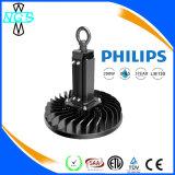工場使用のフィリップスフィリップスLEDsとの高い湾ライト100W 200W