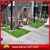 정원을%s 장식적인 양탄자의 인공적인 잔디 합성 뗏장