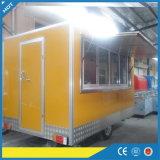 Cozinha móvel Van do fast food americano do estilo