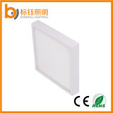 6W Home Lighting Square Down Painel de teto Light