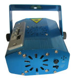 リモート・コントロールの1つの効果のMP3プレーヤーのレーザー光線小型レーザーのディスコライトに付き卸し売りマルチカラーレーザー光線4つ