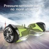 2016 heißester zwei Rad-Selbstbalancierender Roller intelligentes Hoverboard mit buntem LED-Licht