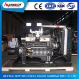 150HP水は6シリンダークラッチが付いているターボチャージR6105エンジンモーターを冷却した