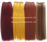 최신 젖은 파도치는 Virgin 중국 인도어 또는 브라질 머리 씨실 연장 판매