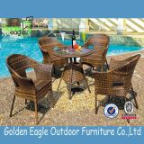 Mobília de pátio Homebase Garden Furniture Sale Set de jantar