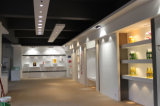 Redondo embutir la MAZORCA ajustable rotativa LED Downlighting de Dimmable 36W del techo
