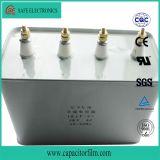 Capacitor do armazenamento de energia do capacitor da C.C. Impluse